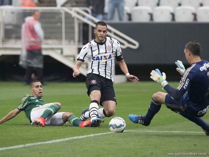 PÓS-JOGO  Corinthians perde para Palmeiras pelo Brasileirão af1d5575c4201