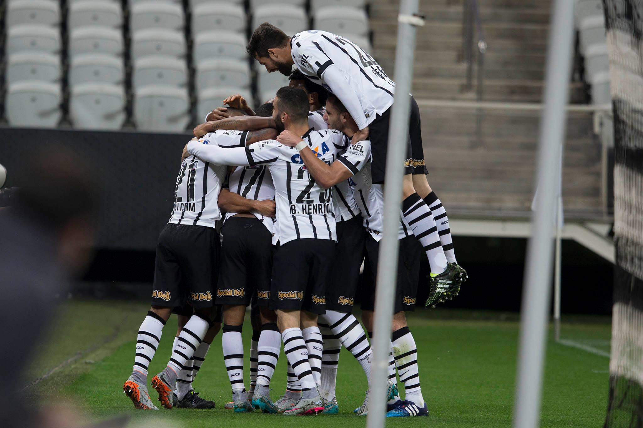 VÍDEO: Corinthians 2 x 0 Atlético-PR