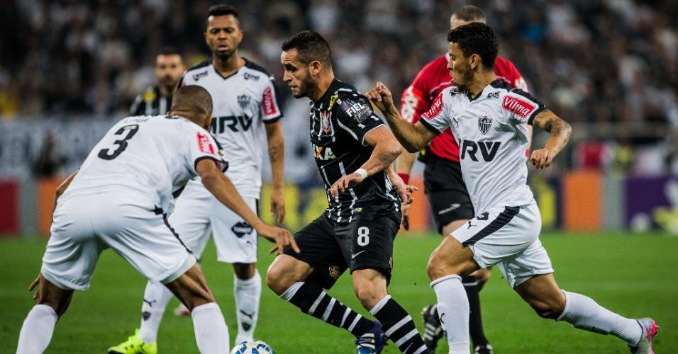 VÍDEO: Corinthians 1 x 0 Atlético-MG