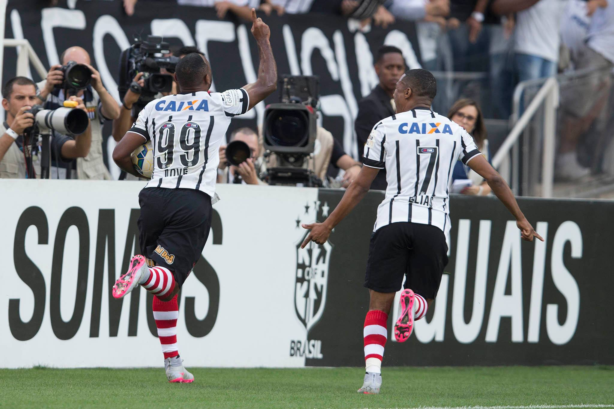VÍDEO: Corinthians 3 x 0 Cruzeiro