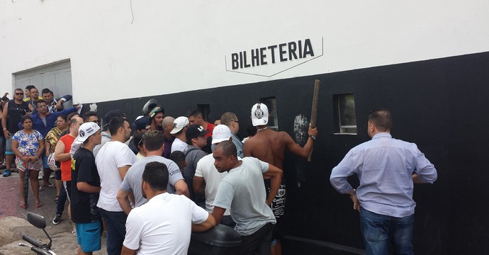 Bilheteria - Ponte x Corinthians