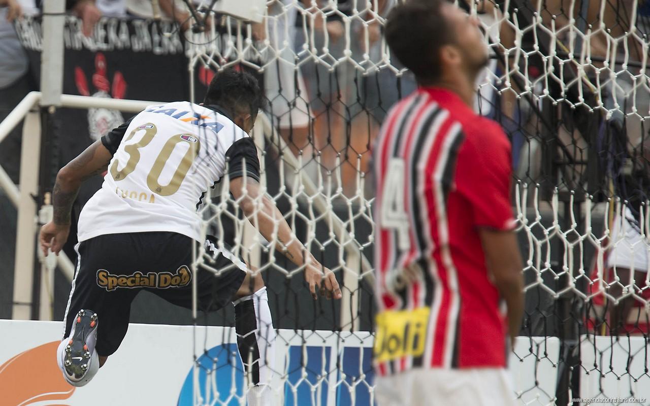 VÍDEO: Corinthians 2 x 0 São Paulo, pelo Paulistão 2016
