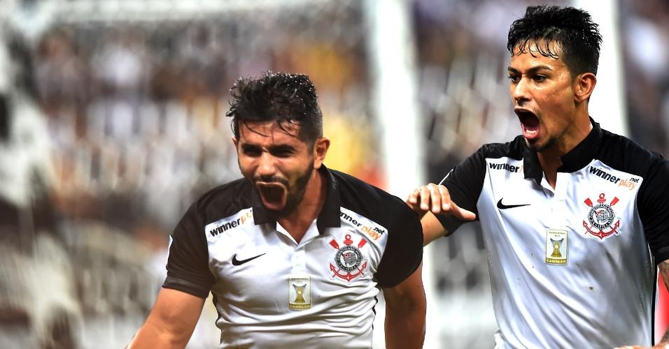 VÍDEO: Corinthians 1 x 0 Santa Fe