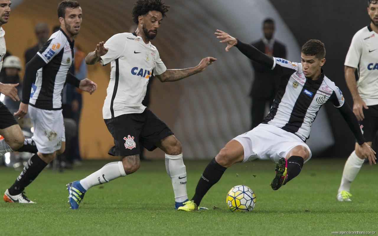 Cristian - Corinthians 1 x 0 Santos