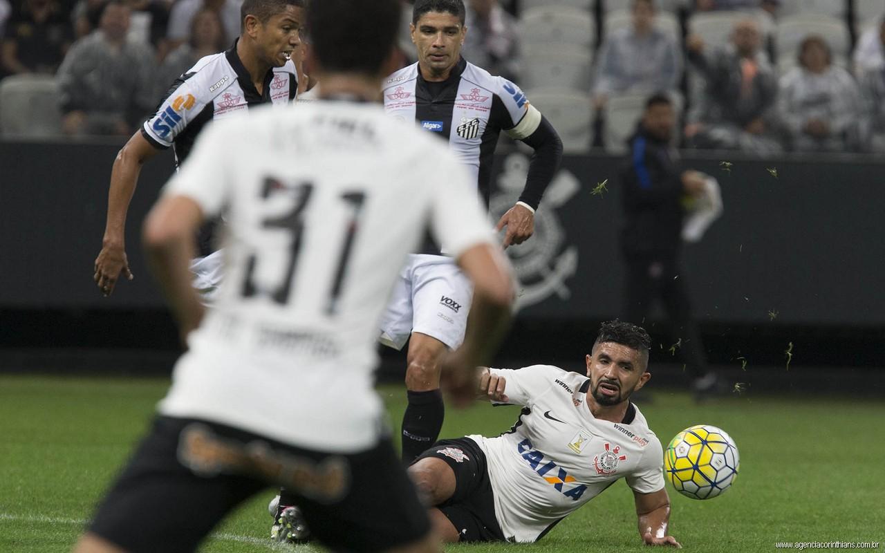Guilherme - Corinthians 1 x 0 Santos