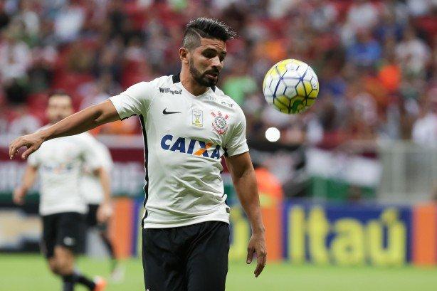 Guilherme reclama de perder vaga de titular do Corinthians: 'Não entendi'