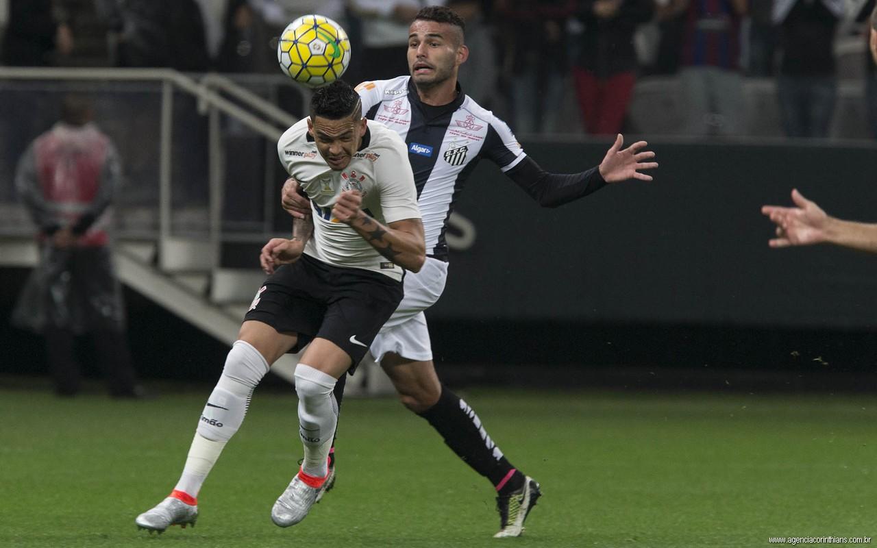 Luciano - Corinthians 1 x 0 Santos