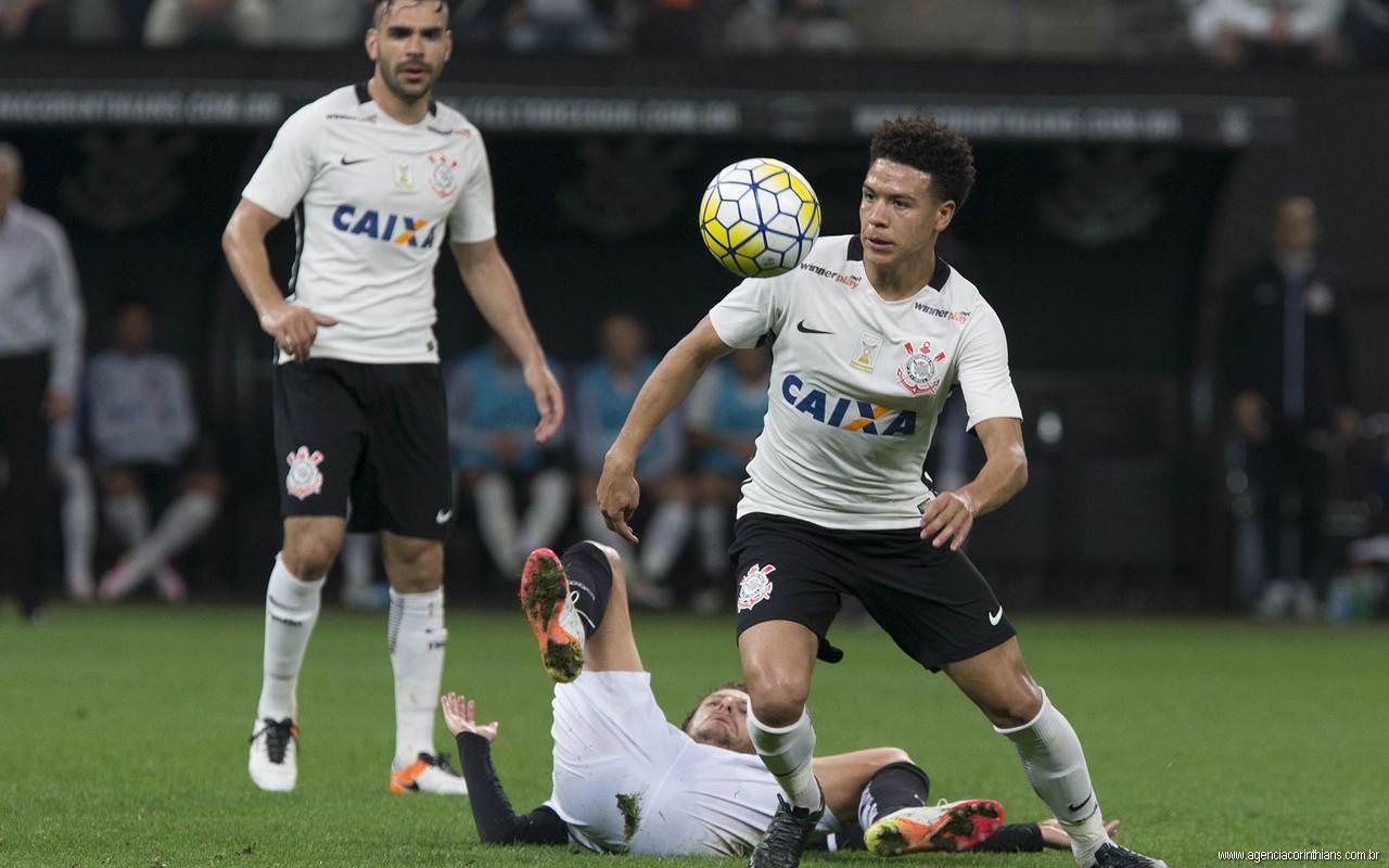 Marquinhos Gabriel - Corinthians 1 x 0 Santos