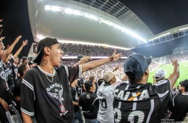 Torcida Corinthians - Arena