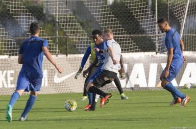 Marlone - Treino do Corinthians