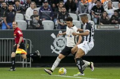 Marquinhos Gabriel - Corinthians 1 x 1 Figueirense