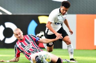 Marquinhos Gabriel - Corinthians 1 x 1 São Paulo