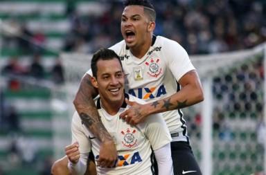 Rodriguinho - Chapecoense 0 x 2 Corinthians