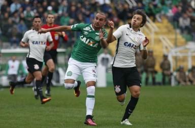 Romero - Chapecoense 0 x 2 Corinthians