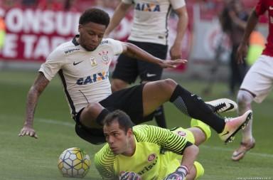 André - Internacional 0 x 1 Corinthians