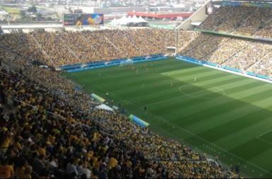 Arena Corinthians - Olimpiadas