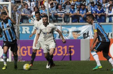 Bruno Henrique - Grêmio x Corinthians