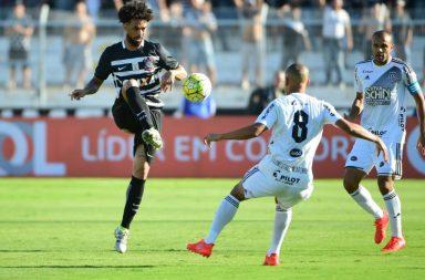 Cristian - Ponte Preta 2 x 0 Corinthians