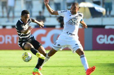 Elias - Ponte 2 x 0 Corinthians