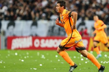 Marciel - Corinthians x Fluminense