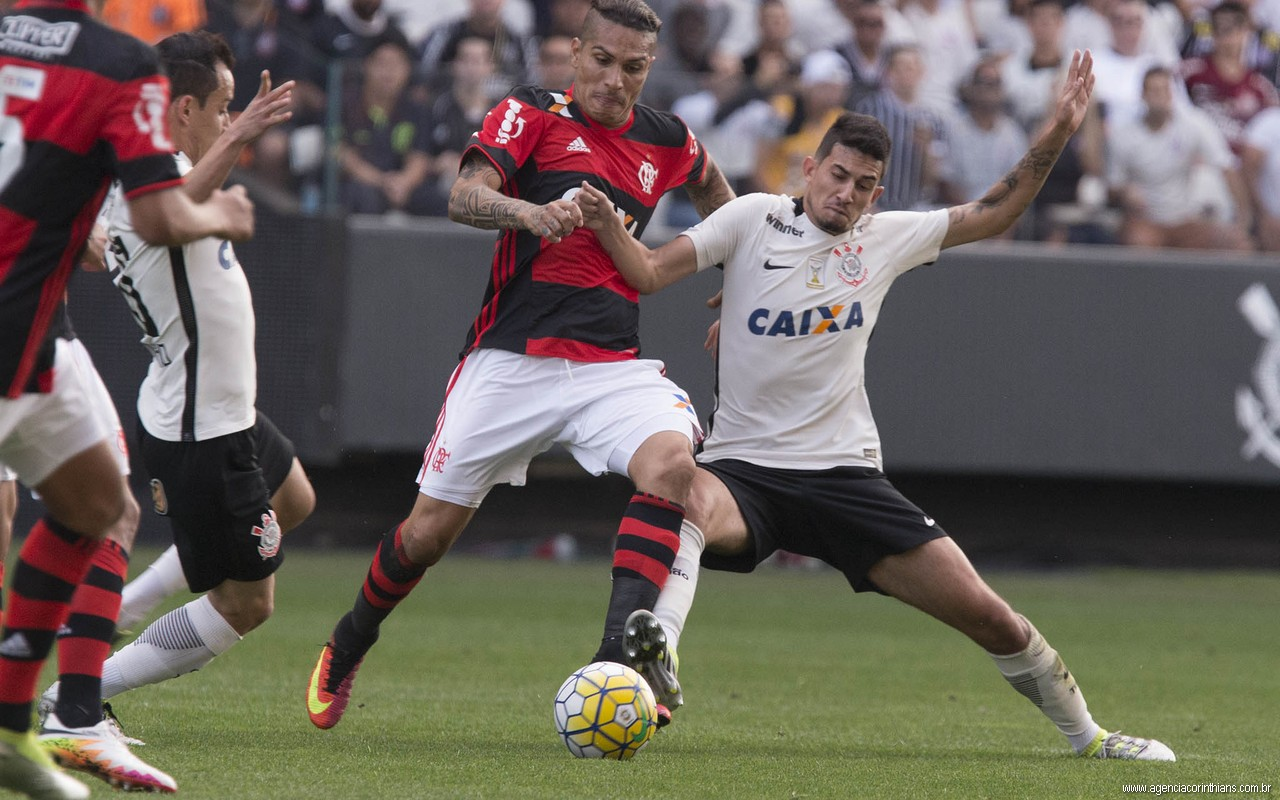 Pedro Henrique - Corinthians x Flamengo