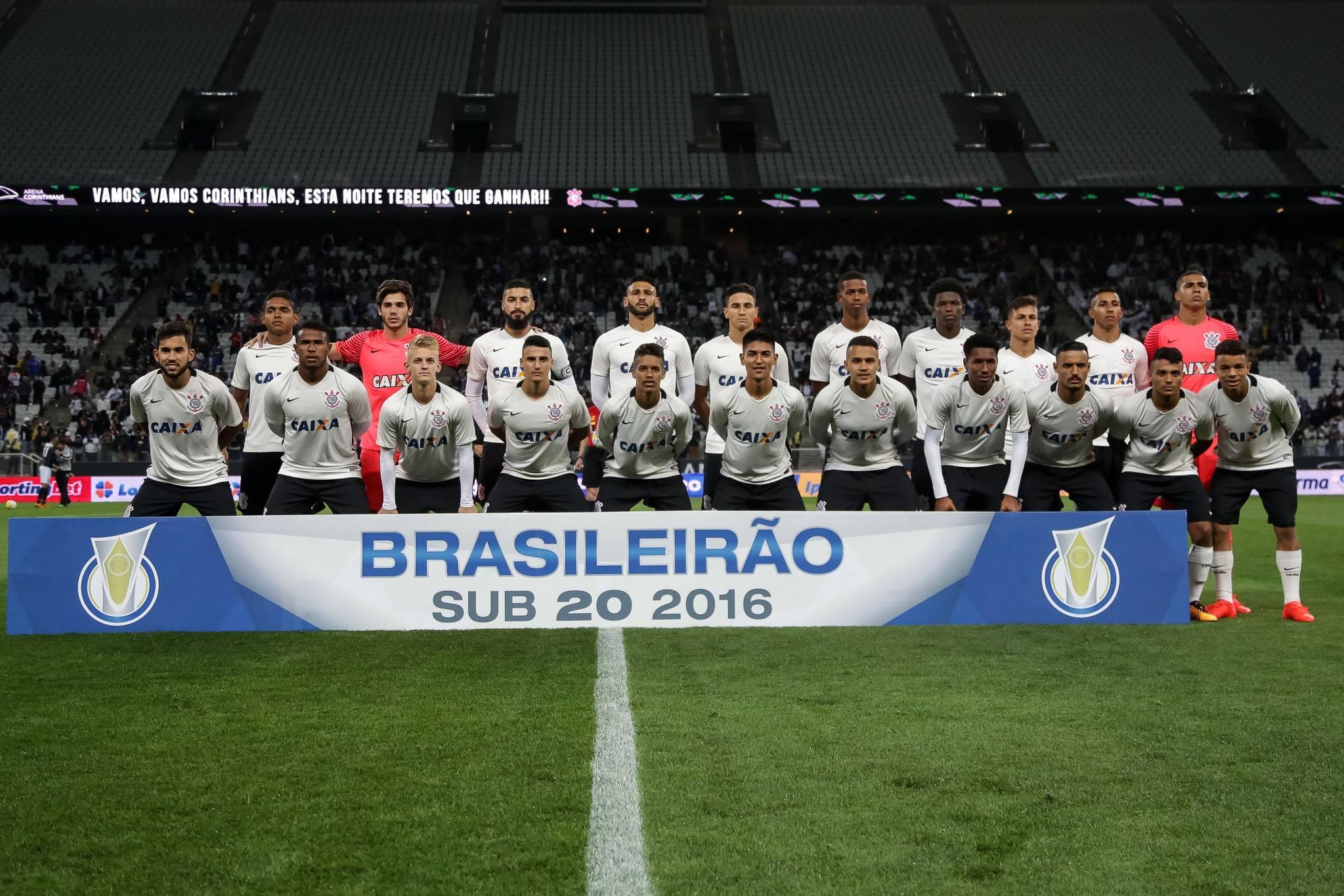 Corinthians - Brasileirão Sub 20
