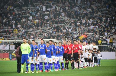 Corinthians 2 x 1 Cruzeiro - Copa do Brasil 2016