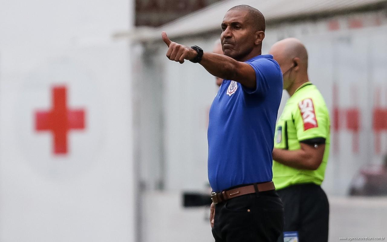 Cristóvão Borges - Corinthians