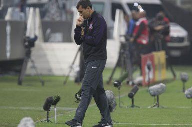 Fabio Carille - Arena Corinthians