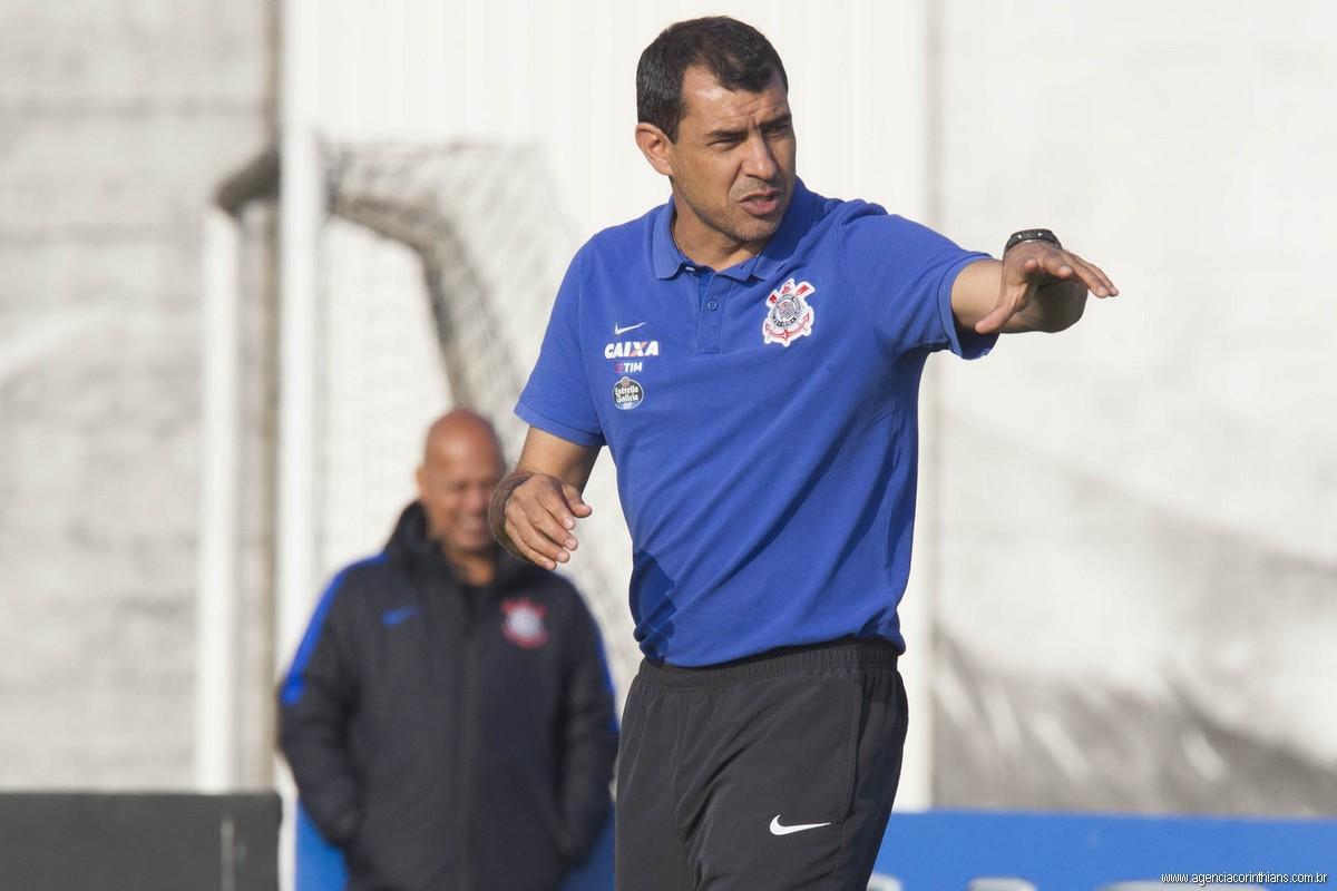 PRÉ-JOGO: Antes de Oswaldo assumir, Corinthians encara o Santa Cruz