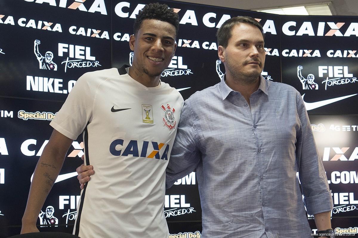 Gustavo - Apresentação - Corinthians