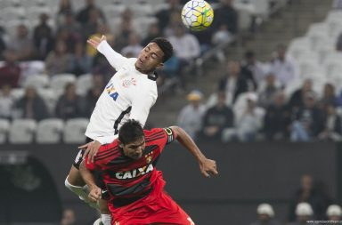 Gustavo - Corinthians x Sport