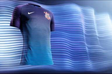 Nova Camisa Azul Corinthians