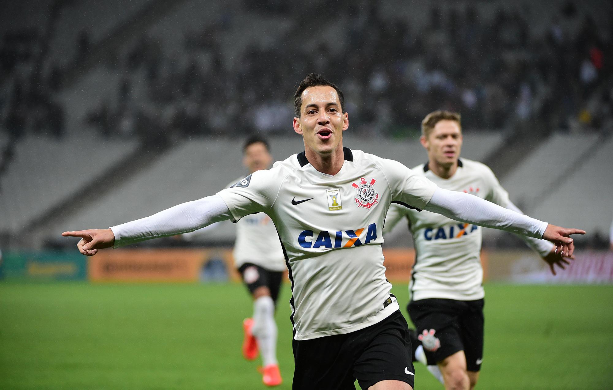 Rodriguinho - Gol do Corinthians