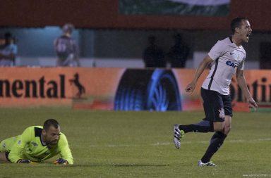 Rodriguinho - Fluminense 1 x 1 Corinthians