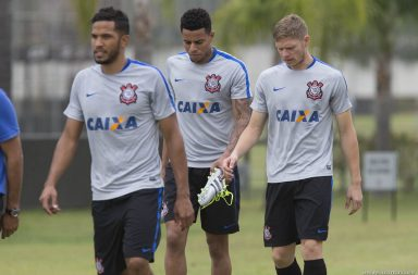 Yago - Gustavo - Marlone - Corinthians
