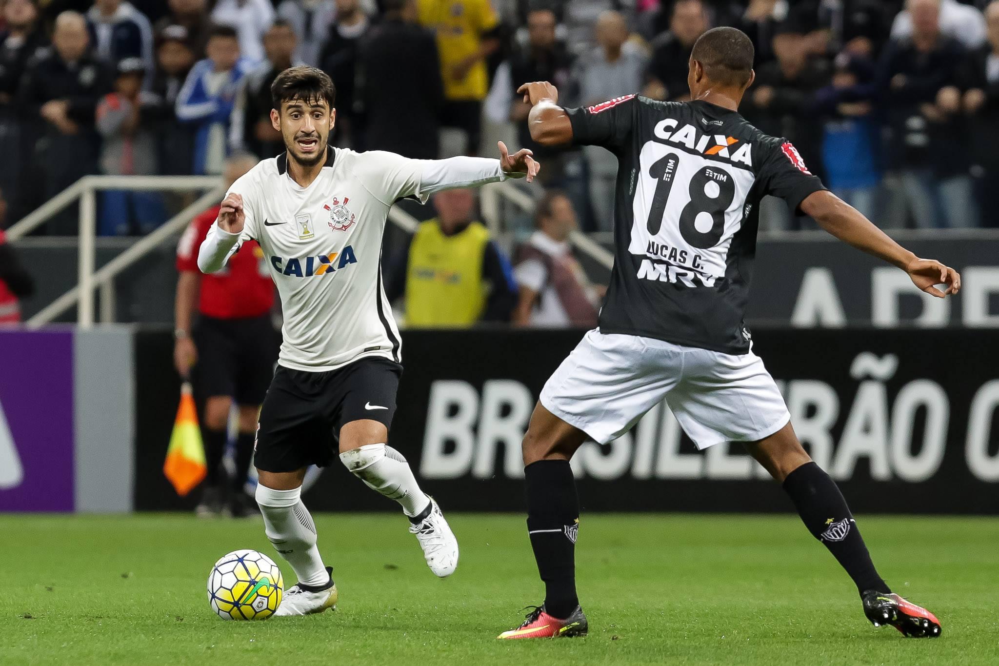 Corinthians 0 x 0 Atlético-MG