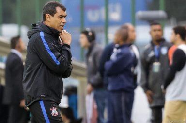 Fabio Carille - Botafogo 2 x 0 Corinthians