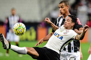 Giovanni Augusto - Corinthians 0 x 0 Atlético-MG