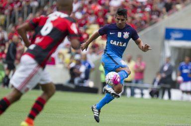 Guilherme - Corinthians x Flamengo