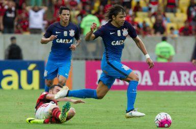 Romero - Flamengo 2 x 2 Corinthians