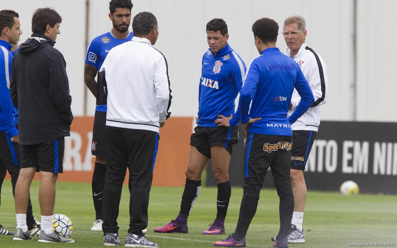 Oswaldo de Oliveira - Jogadores - Corinthians