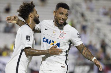 Kazim - Cristian - Gol Corinthians