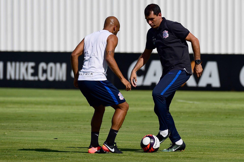 Corinthians tenta retomar confiança da torcida contra o Novorizontino