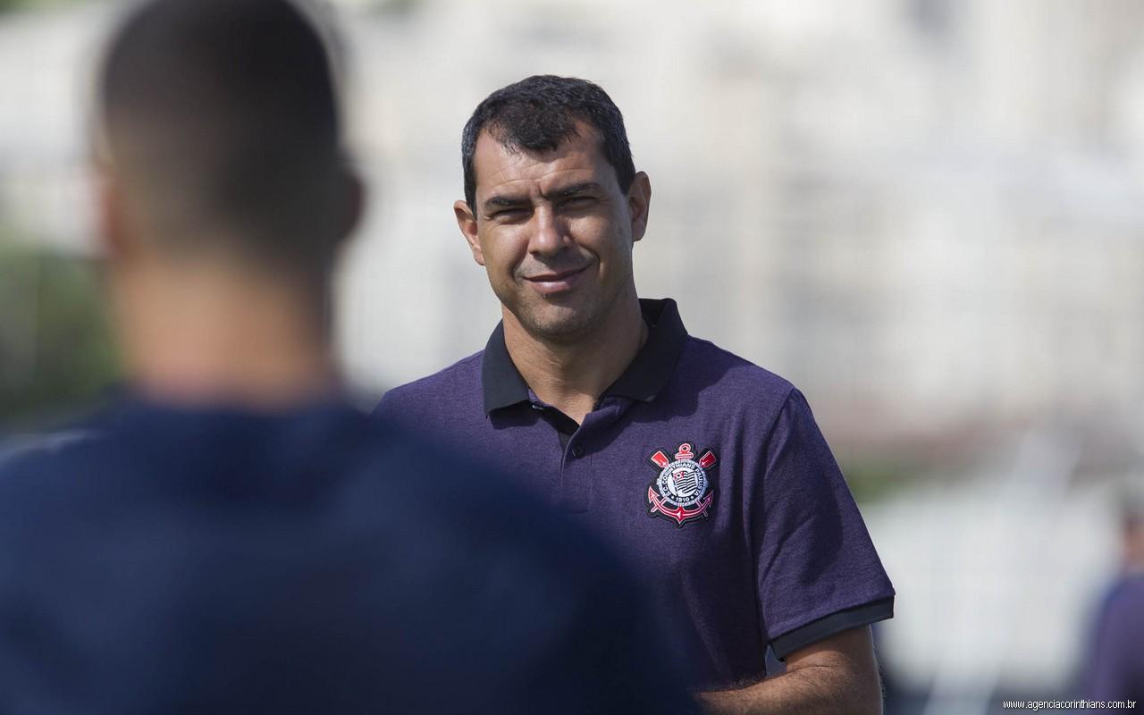 Quarteto da Seleção Sub-20 volta ao Corinthians, e Jabá deve ir para jogo