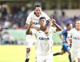 Jô - Giovanni Augusto - São Bento 0 x 1 Corinthians - Gol