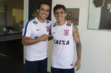 Jadson - Fagner - Corinthians