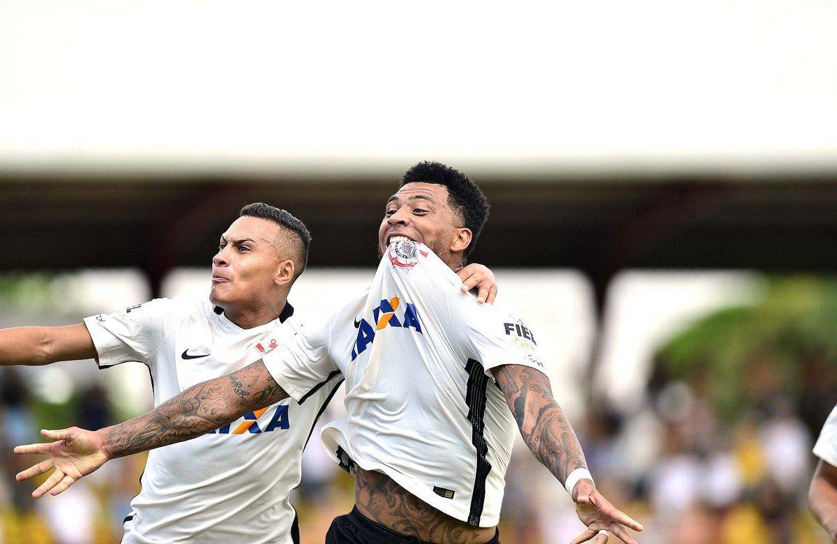 Kazim - Gol Corinthians