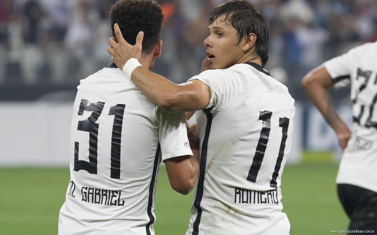 Marquinhos Gabriel - Romero - Corinthians