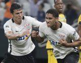 Pablo - Balbuena - Gol do Corinthians